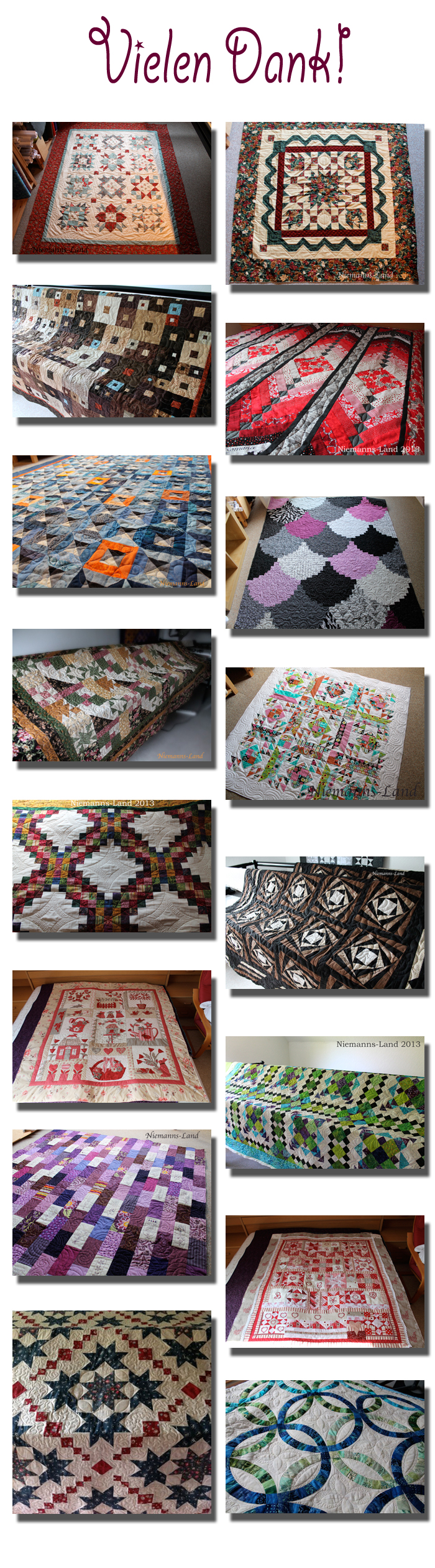 Kunden Quilts 2013