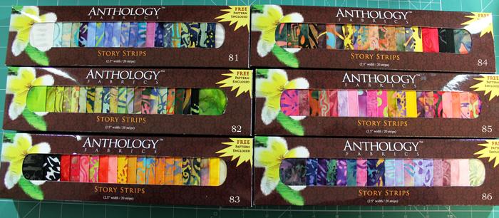 Anthology Packs