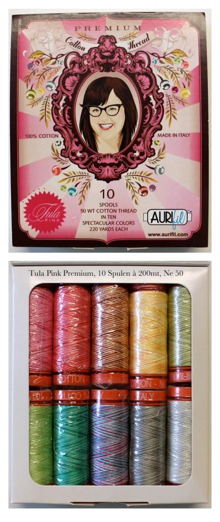 Tula Pink Premium zusammen