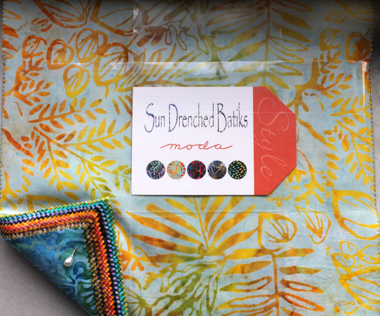 Lc Sun Drenched Batik