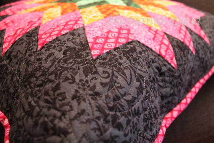 Glimmer Kissen Detail 2