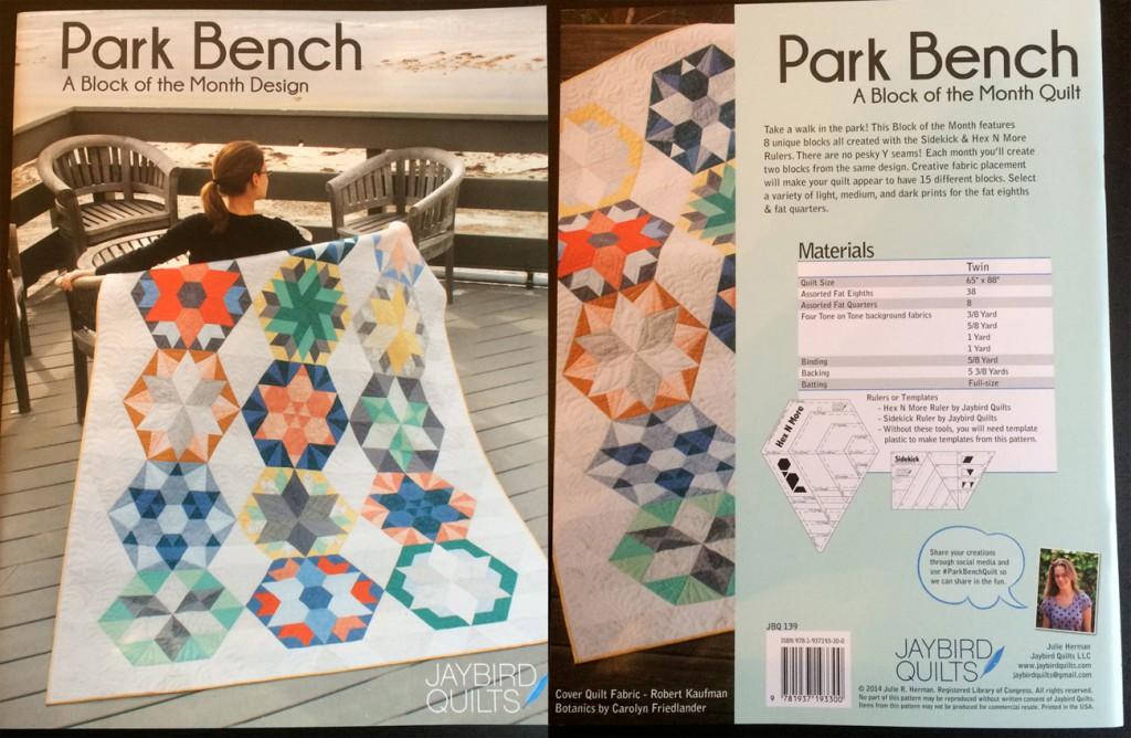 Park Bench Blogbild