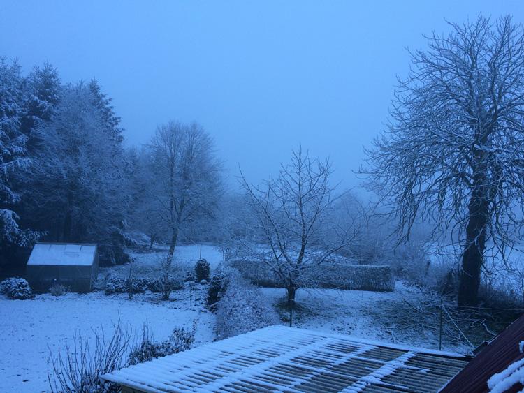 Schneebild 1