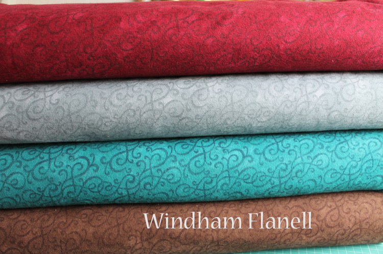 Flanell Scroll