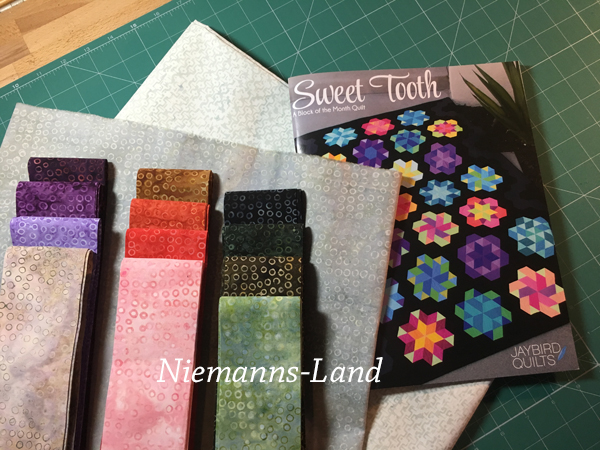 Stoffe Sweet Tooth Quilt